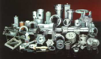 Industrial Compressor Parts